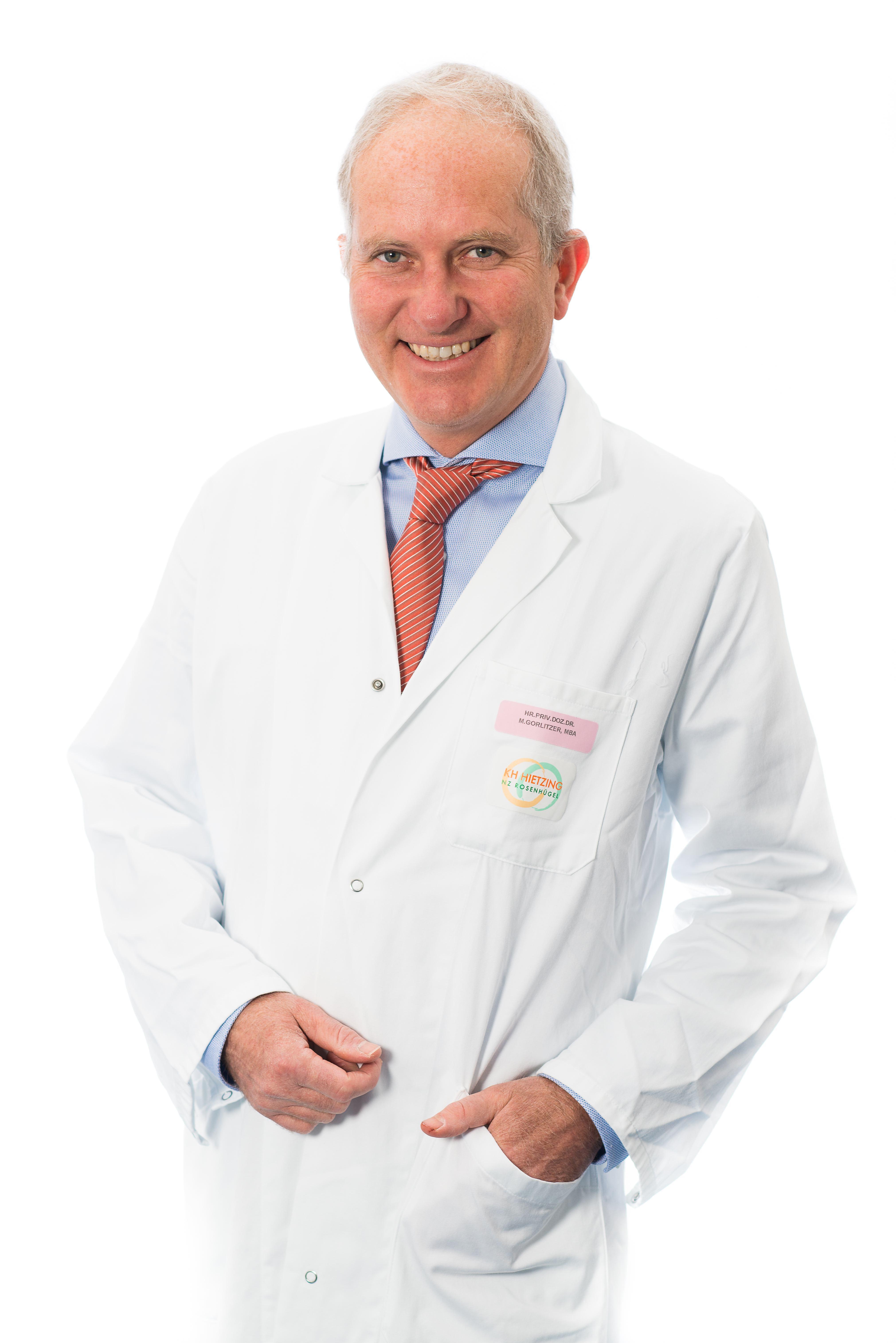OA Univ. Doz. Dr. Michael Gorlitzer