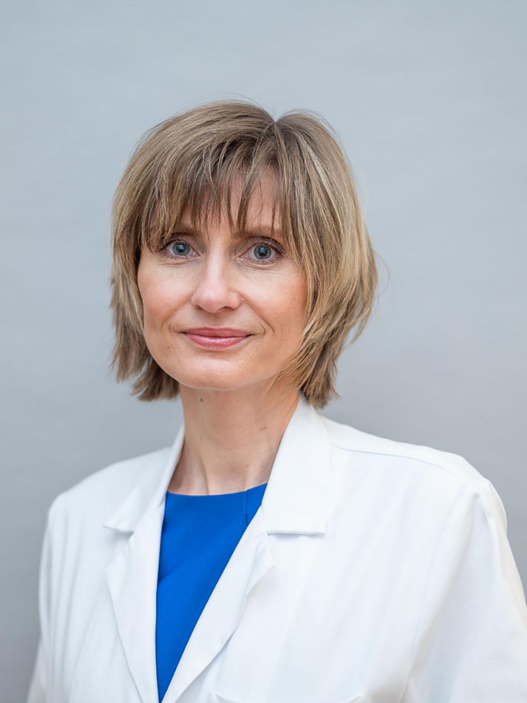 OÄ Dr. Marieluise Harrer